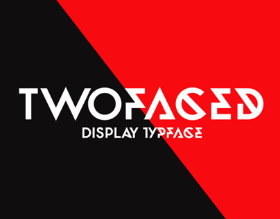 Twofaced Display Type