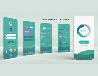 Optimize: App for Mindful & Productive Use of Time