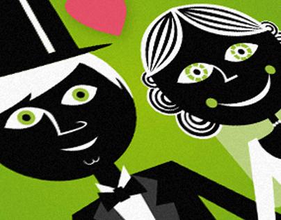 "Campaña: ""Algo + que un regalo: Bodas"" - Intermón Oxfam"