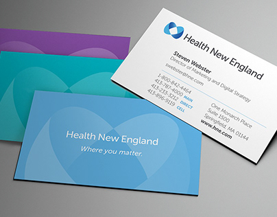 Brand Identity for Health New England
