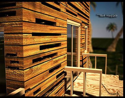 BEACH HOUSE (EXTERIOR)