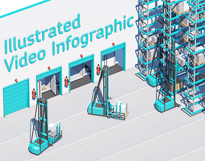 Illustrated Video Infographic