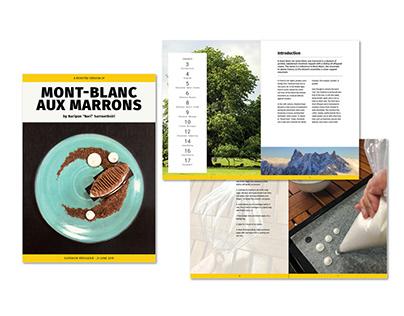 Design - Le Cordon Bleu Presentation