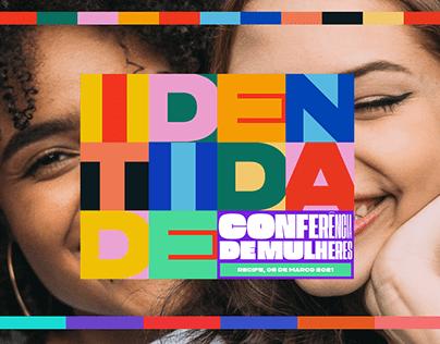 Conferência de mulheres - Identidade