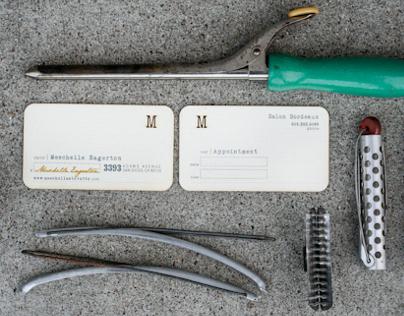Meschelle Eagerton Business Cards