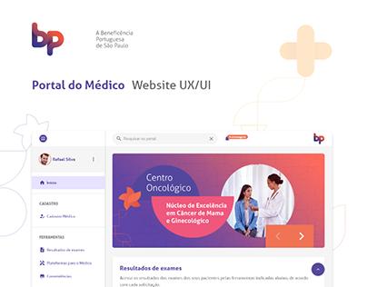 BP - Portal do Médico
