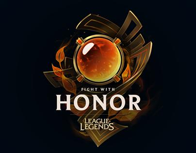League of Legends Honor 2017