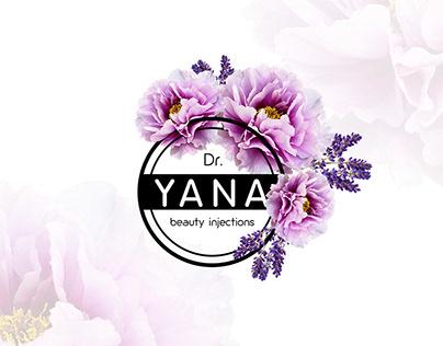 Фирменный стиль Yana