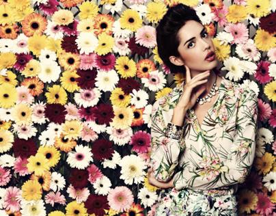 Fleur sur Fleur :: Brainstorm mag (brazil)