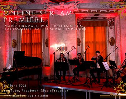 Marc DiKamari - Live @Barocksaal altes Rathaus Wien