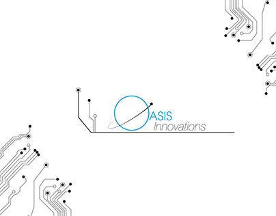 Oasis Innovations Wallpaper