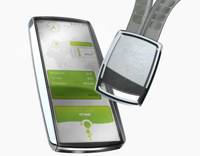 Eco Sensor Concept
