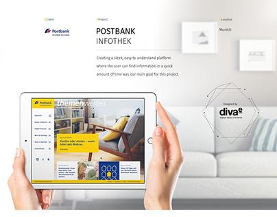 Postbank Infothek