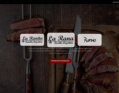 La Rana Parrilla - Buenos Aires - Argentina