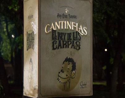 Cantinflas - El Rey de las Carpas