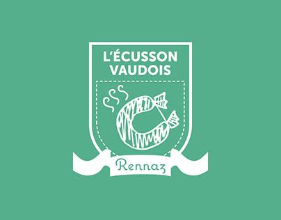 Logo - L'Ecusson Vaudois