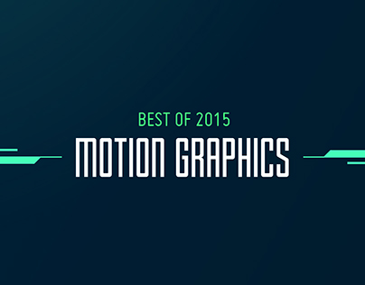 Motion Graphics 2015