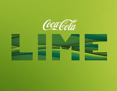 Coca-Cola Lime