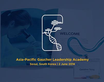Event identity for Asia-Pacific GLA, Seoul 2018