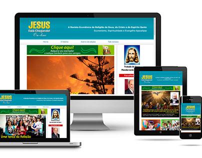 Revista JESUS ESTÁ CHEGANDO!