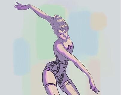 Android Ballerina
