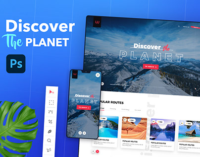 Discover the planet