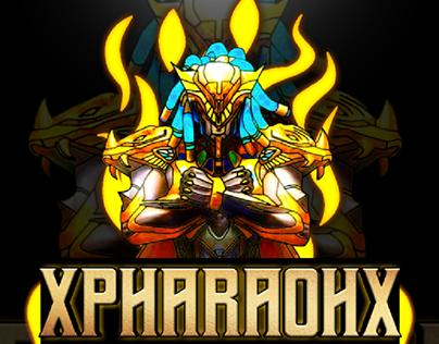 Pubg Pharaoh Realistic Mascot