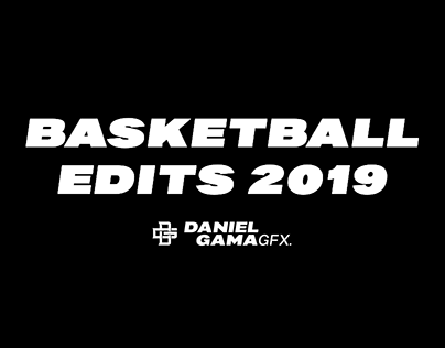 Basketball Edits · 2019