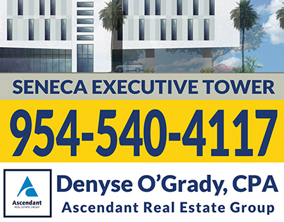 Real Estate Marketing Materials & Signage