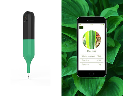 Aucuba - Connected plant diagnostics