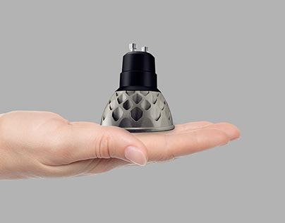 Design of Led Bulb - SILVERSANZ