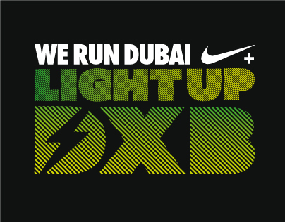 Nike+ We Run Dubai