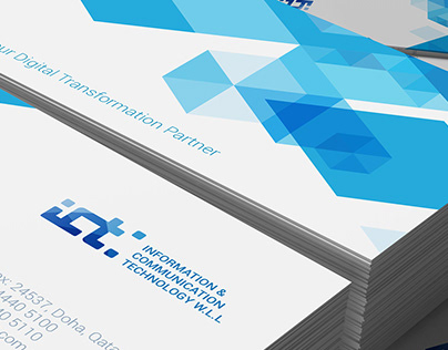 ICT Qatar Branding