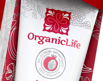Organic Life. Package series