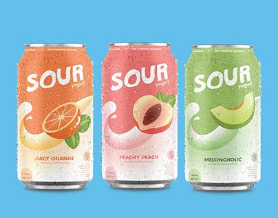 SOUR Yogurts