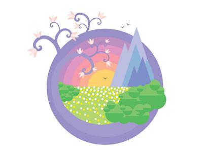 Ilustration for Spring Promotion