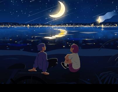 Eric周興哲×單依純《愛我的時候 When You Loved Me》Official MV