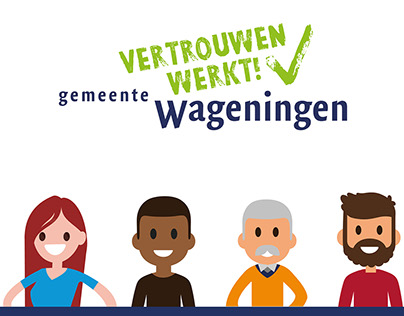 Gemeente Wageningen, Vertrouwen Werkt! | Animatie