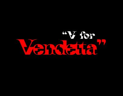 VENDETTA typeface