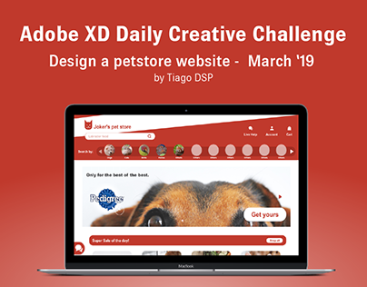 XD Daily Challenge March '19