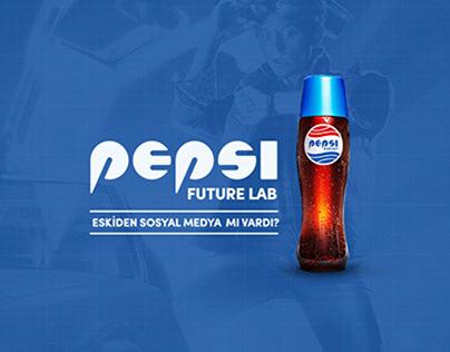 Pepsi - Future Lab