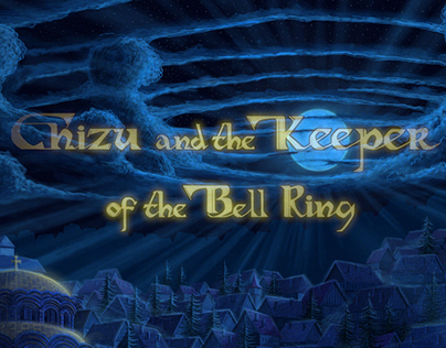 Chizu and the Keeper Background Art Part I