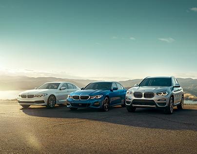 BMW - Summer Sales Event