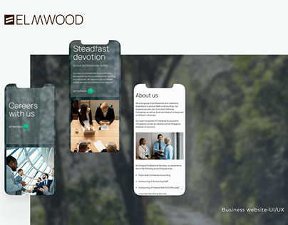 ELMWOOD | ReDesign