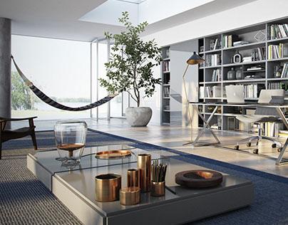 Todeschini - Home Office | House 04