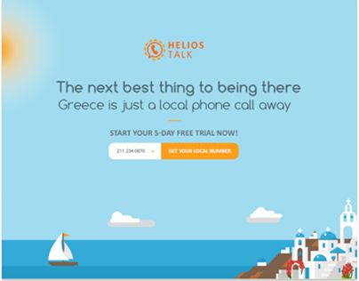 Heliostalk Website