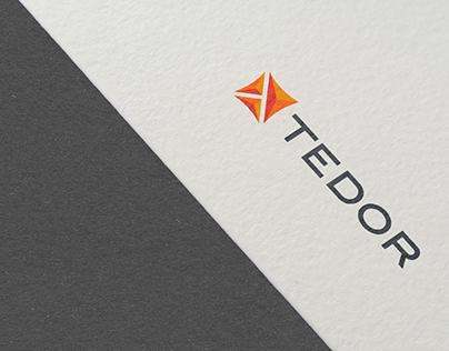 Tedor Pharma — Branding