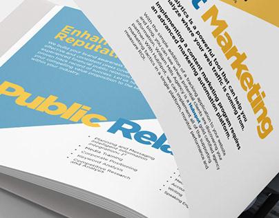 William Mills Marketing Booklet
