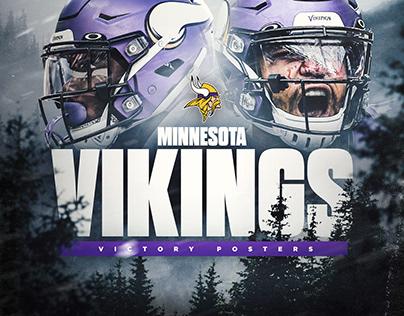 Minnesota Vikings | Personal Project