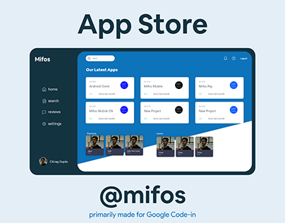 Mifos Web-App Store